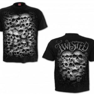 Twisted Skuuls black 72 S M L XL XXL 82 XXXL