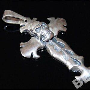 krzyż gothic 10g