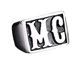 sygnet MC ok. 22 gramy