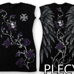 black roses tunika